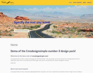 CMS Design Simple - Cmsdesignsimple-number-3